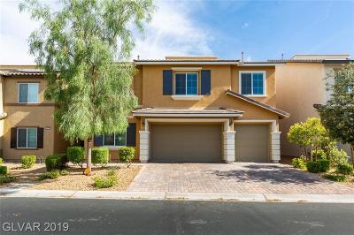 Las Vegas NV Single Family Home For Sale: $489,000