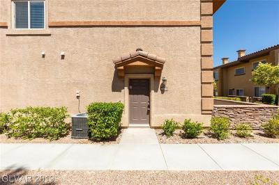 Las Vegas Condo/Townhouse For Sale: 10563 Gold Shadow Avenue