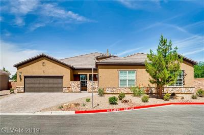 Single Family Home Under Contract - Show: 7415 Desert Wildflower Street