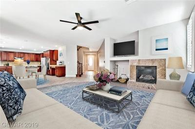 North Las Vegas Single Family Home For Sale: 2424 Mountain Rail Drive