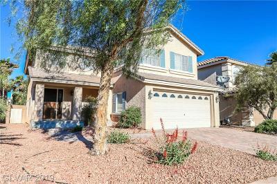 Las Vegas Single Family Home For Sale: 10951 Calcedonian Street
