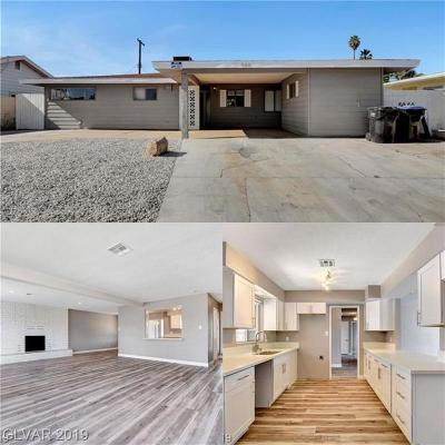 Las Vegas NV Single Family Home For Sale: $272,999