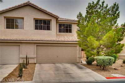 Henderson Condo/Townhouse Under Contract - No Show: 720 Spotted Eagle Street