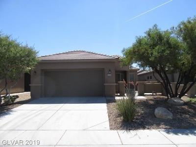 Single Family Home For Sale: 3958 Spanish Barb Street