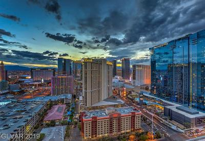 Las Vegas NV High Rise For Sale: $289,000