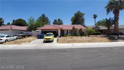 Single Family Home Under Contract - No Show: 4809 Evergreen Glen Drive