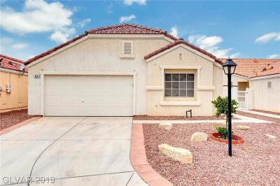 North Las Vegas Single Family Home For Sale: 354 Loma Marsh Court
