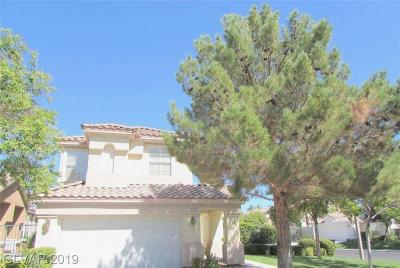 Las Vegas Single Family Home For Sale: 1125 Invitational Drive