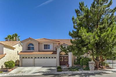 Las Vegas NV Single Family Home For Sale: $434,500