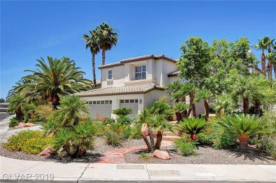 Green Valley South Single Family Home For Sale: 2500 Hacker Drive