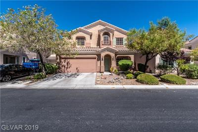 Las Vegas Single Family Home Under Contract - Show: 7626 Riva Ridge Street