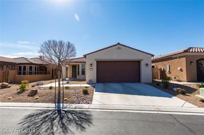 North Las Vegas Single Family Home For Sale: 3821 Riviera Regal Avenue
