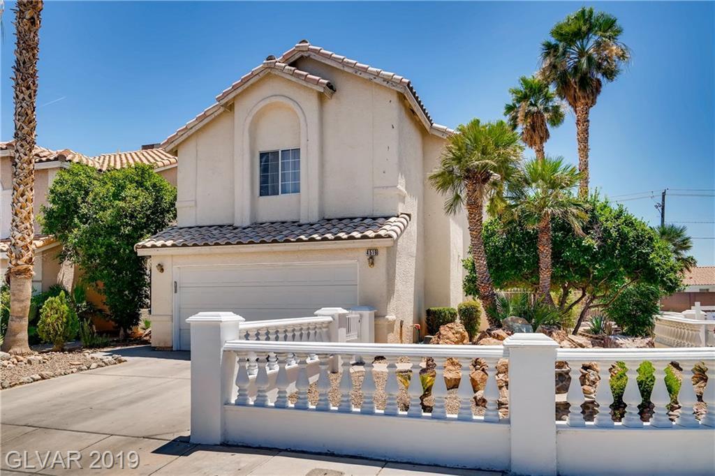 4519 Baby Bird Lane Lane, Las Vegas, NV | MLS# 2110959