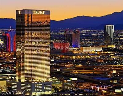 Trump Intl Hotel & Tower-, Trump Intl Hotel & Tower- Las High Rise For Sale: 2000 Fashion Show Drive #3017