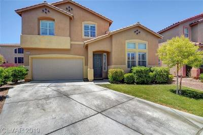 Single Family Home For Sale: 11291 Dolcetto Drive
