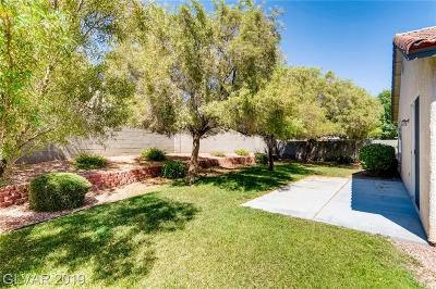 Silverado Ranch Single Family Home For Sale: 460 Manderley Court