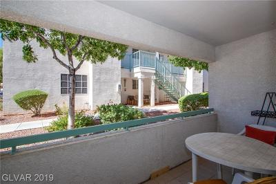 Las Vegas Condo/Townhouse For Sale: 2725 Nellis Boulevard #1049