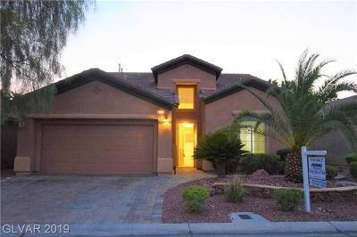 Rhodes Ranch Single Family Home For Sale: 6215 Old Rose Drive