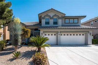 Green Valley South Single Family Home For Sale: 2431 Tour Edition Drive