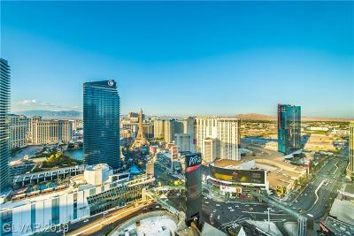 Veer Towers High Rise For Sale: 3722 Las Vegas Boulevard #1610