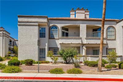 Condo/Townhouse For Sale: 3150 Soft Breezes Drive #1165