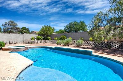 Henderson Single Family Home For Sale: 201 Cypress Drive