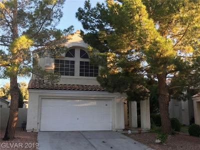 Green Valley South Single Family Home For Sale: 58 Sea Holly Way
