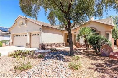 Green Valley Ranch Single Family Home Sold: 2258 Alanhurst Drive