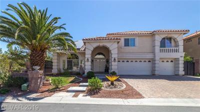 Single Family Home For Sale: 7624 Golden Lantern Court