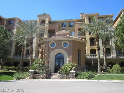 Henderson NV Condo/Townhouse For Sale: $290,000