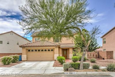 Las Vegas NV Single Family Home Under Contract - No Show: $309,888