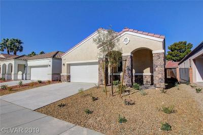 Spring Valley Single Family Home For Sale: 3945 Duneville