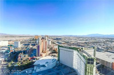 Las Vegas NV High Rise For Sale: $2,650,000