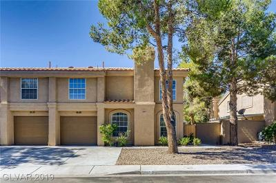 Green Valley South Condo/Townhouse For Sale: 2803 Misty Grove Drive