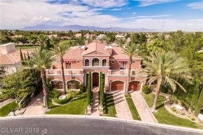 Las Vegas Single Family Home For Sale: 8608 Scarsdale Drive