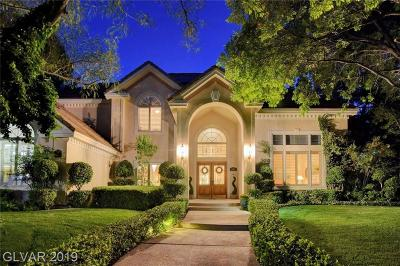 Henderson Single Family Home Under Contract - Show: 2353 Villandry Court