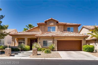 Spring Valley Single Family Home For Sale: 9582 Sedona Hills Court