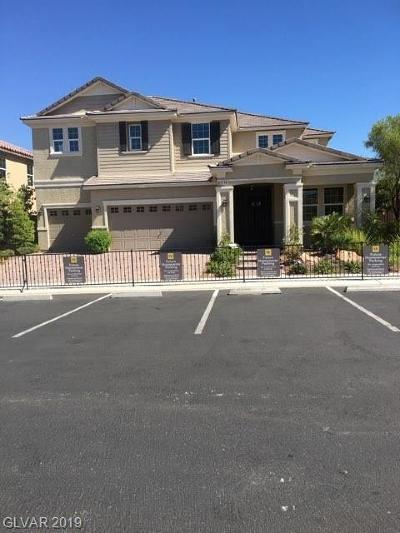 Single Family Home For Sale: 3130 Biancavilla Avenue