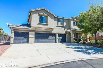 Henderson Single Family Home For Sale: 688 Quilt Place