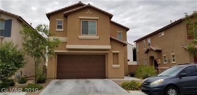 Las Vegas  Single Family Home For Sale: 5391 Glenburnie Street