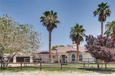 Single Family Home For Sale: 8460 West Rosada Way