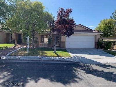 Single Family Home For Sale: 1421 Iron Springs Drive
