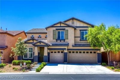Single Family Home For Sale: 10137 Blue Water Peak Ave Avenue