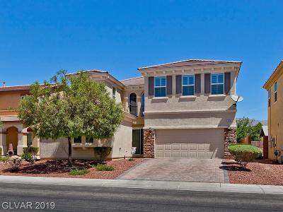 North Las Vegas Single Family Home For Sale: 3616 Kingfishers Catch Avenue