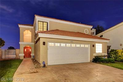 Single Family Home For Sale: 8705 Captains Place