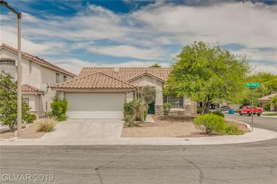 Single Family Home Under Contract - No Show: 1720 Mill Canyon Drive