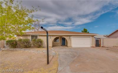 Henderson Single Family Home For Sale: 1930 Moser Drive