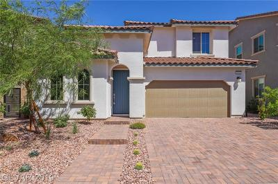 Single Family Home For Sale: 332 Values Circle
