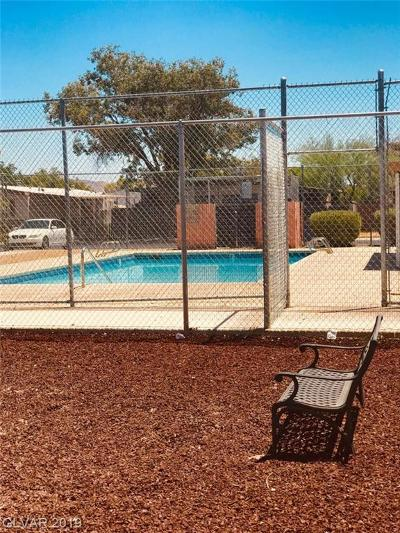 Las Vegas Manufactured Home For Sale: 3558 Fort McHenry Drive