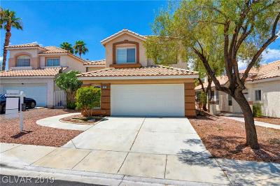Green Valley South Single Family Home For Sale: 137 Serenade Court